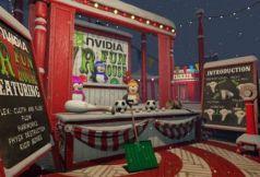 体验温暖的雪景 VR Funhouse迎来冬季更新