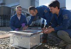"""伯克利大学科研团队又出黑科技,能在沙漠里""""凭空造水"""""""