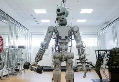 """俄罗斯""""双手持枪""""太空机器人将启航,2019年抵达国际空间站"""