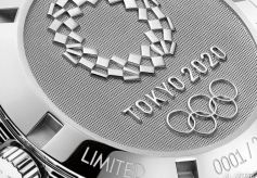 东京奥运2周年倒计时 欧米茄送上五环预热