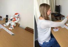 """面对机器人的""""求生欲"""",你会怎么办?研究表明很多人屈服了"""