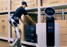 "LG""可穿戴机器人""帮助工人轻松完成工作"