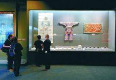 首博古典名园文物展布展完毕 即将揭开面纱