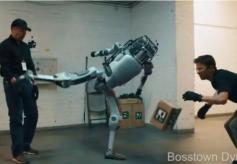 机器人被虐后无法忍受,开始打人!
