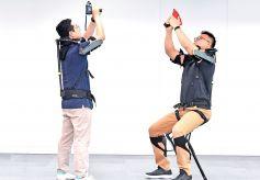 可穿戴式机器人VEX问世,可为长时间仰天工作起到辅助作用