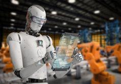 瑞松科技拟大力布局工业机器人领域