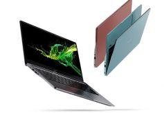 IFA 2019:Acer发布全球最轻14英寸笔记本 搭载十代酷睿