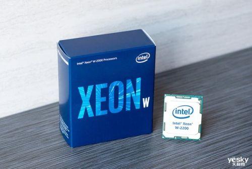 英特尔推出全新至强W和酷睿X系列处理器