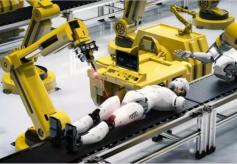 我国工业机器人想要崛起需要克服哪些问题