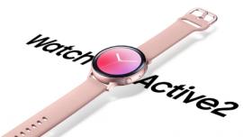 三星Galaxy Watch Active2正式开启预售