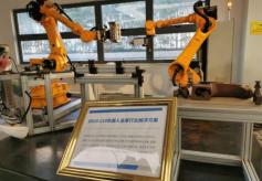 安徽芜湖机器人产业集聚发展