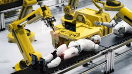 AI时代,工业机器人逆袭正当时