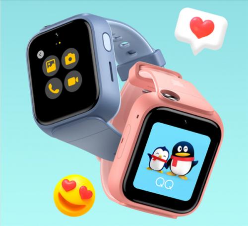 米兔儿童学习手表5X发布:支持儿童微信